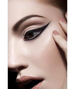 Les différentes techniques de l'eye liner