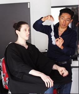 Kazuhiro Tsuji à la TV&CINEMA Academy