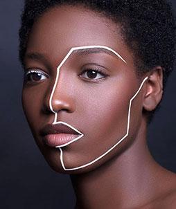 Tendance : l'eye-liner blanc.