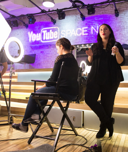 Youtube Space New York Workshop